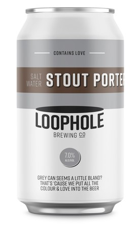Salt Water Stout Porter